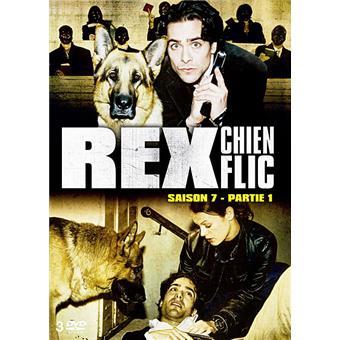 Rex, chien flicRex, chien flic - Coffret de la Saison 7 - Partie 1