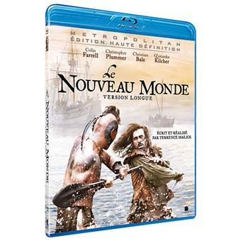 Le Nouveau Monde Edition Director's Cut Blu-ray