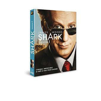 SharkShark - Coffret de la Saison 1