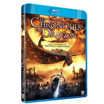 Les Chroniques du Dragon Blu-ray