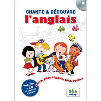 Méthode Essai Anglais : chante et d couvre l 39 anglais edition bilingue fran ais anglais livre avec 1 cd audio livre cd ~ Medecine-chirurgie-esthetiques.com Avis de Voitures