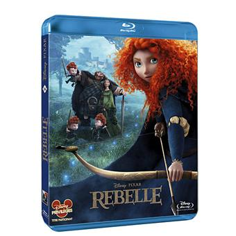 Rebelle - Blu-Ray