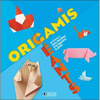 Coffret Origamis géants