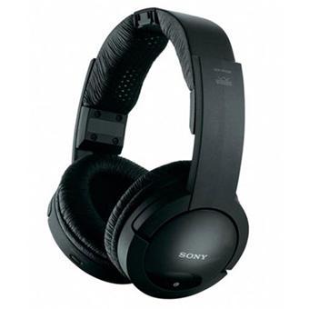 casque audio sony mdr-rf 865 noir