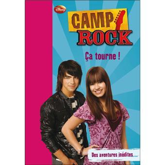 camp rock tome 1 ca tourne collectif broch achat livre fnac. Black Bedroom Furniture Sets. Home Design Ideas
