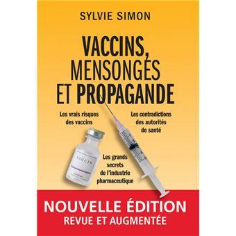 Danger: Vaccin covid-19 Mortel complot sur l'humanité crime organisé Vaccins-mensonges-et-propagande