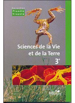 sciences de la vie et de la terre 3eme