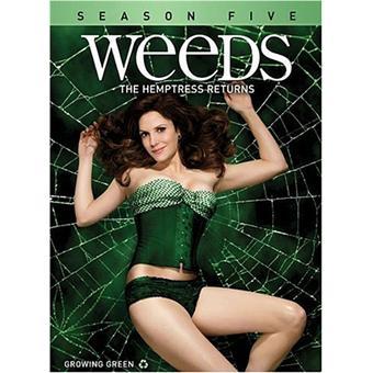 WeedsCoffret de la Saison 5 - Import US - DVD Zone 1