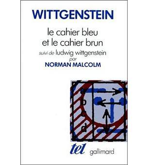 """Résultat de recherche d'images pour """"wittgenstein cahier bleu"""""""