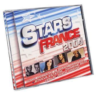 Stars France 2004