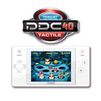 Videojet console portable ecran tactile 40 jeux int gr s jouet multim dia achat prix fnac - Console de jeux portable tactile ...