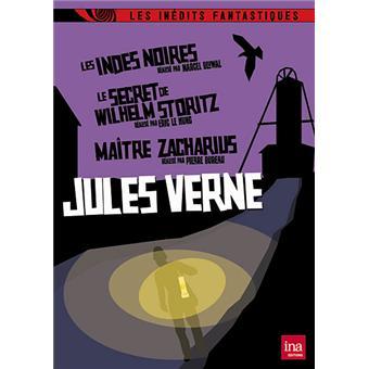 Jules Verne - Coffret 2 DVD