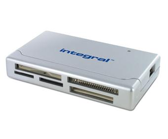 INTEGRAL ALL IN ONE USB READER MULTI CARDS