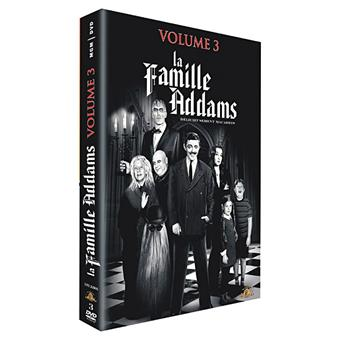 La Famille AddamsLa Famille Addams - Coffret intégral de la Saison 3