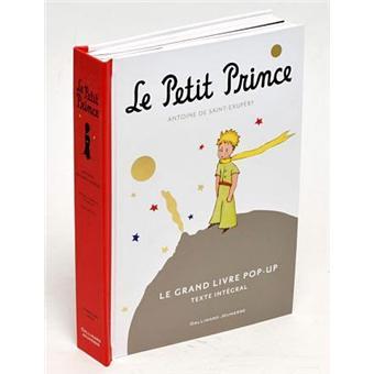 Le Petit Prince Le Grand Livre Pop Up Le Petit Prince Antoine