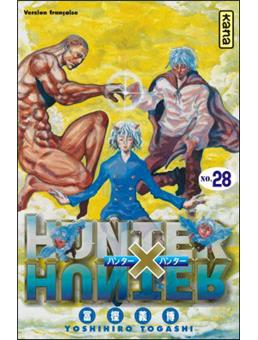 Hunter hunter vol28