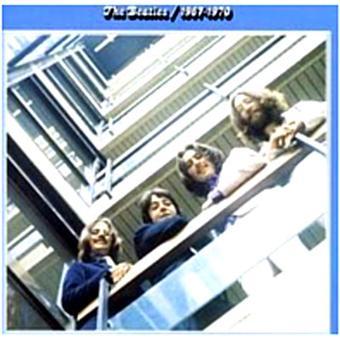 1967 1970 Blue Album The Beatles Vinyle Album Achat