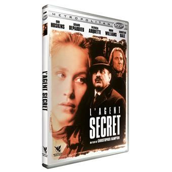 L'Agent secret DVD