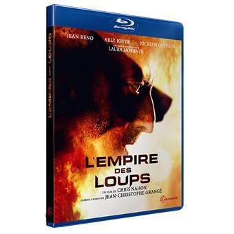 L'empire des loups Blu-ray