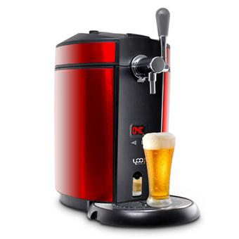 yoo digital beer draft 100 pompe a bi re rouge achat prix fnac. Black Bedroom Furniture Sets. Home Design Ideas