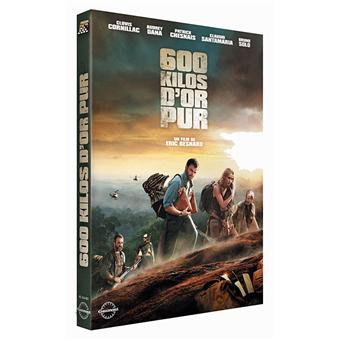 600 kilos d'or pur DVD