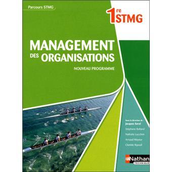 Manag organisations 1e stmg