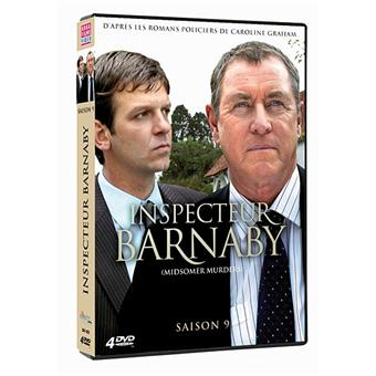 Inspecteur BarnabyInspecteur Barnaby - Coffret intégral de la Saison 9