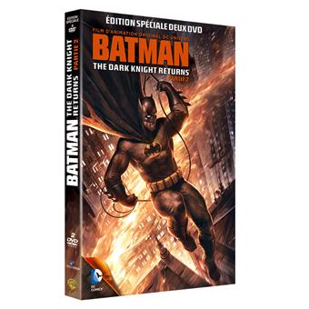 BatmanThe Dark Knight Return - Partie 2 - Edition Spéciale 2 DVD