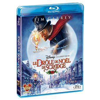 Le Drôle de Noël de Scrooge - Blu -Ray