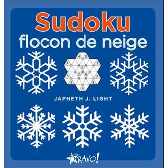 sudoku flocon de neige broch japheth j light livre tous les livres la fnac. Black Bedroom Furniture Sets. Home Design Ideas