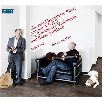 Six Sonatas for Violoncello and Basso Contuinuo