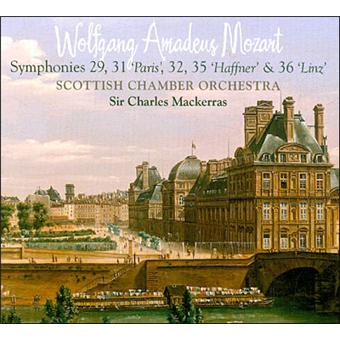 Symphonies no.29,31,32,35