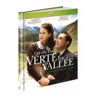 Qu'elle était verte ma vallée Digibook Blu-ray