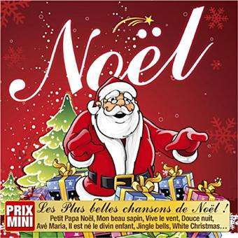 Cd Chants De Noel Noël   Compilation chants de Noël   CD album   Achat & prix   fnac