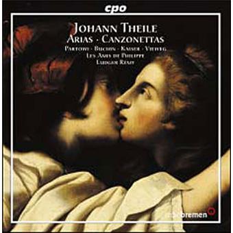 20 Lieder & Canzonetten 1667