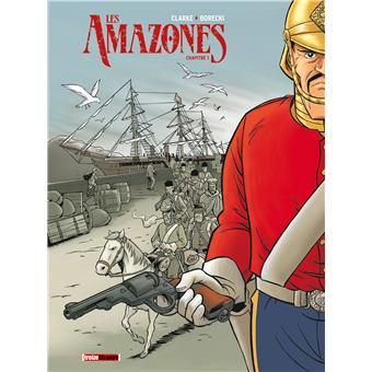 Les amazonesLes Amazones