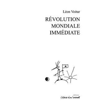"""Résultat de recherche d'images pour """"leon voitur révolution mondiale immédiate"""""""
