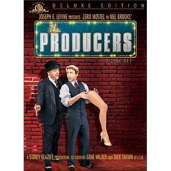 Les Producteurs - DVD Zone 1