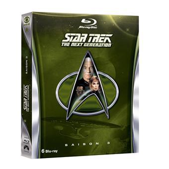 Star Trek The Next GenerationStar Trek The Next Generation - Coffret intégral de la Saison 3 - Blu-Ray