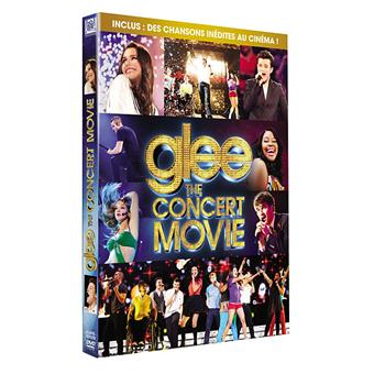 GleeGlee - The Concert Movie