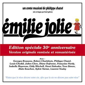 Emilie Jolie - 30ème anniversaire