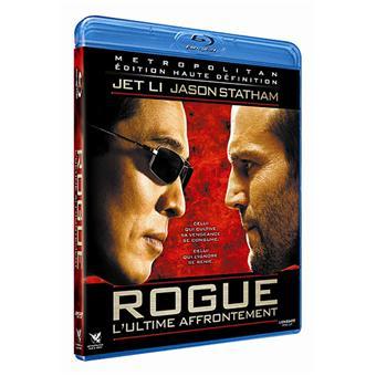 Rogue L'ultime affrontement Blu-ray