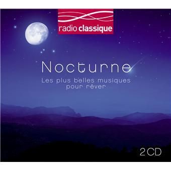 nocturne radio classique compilation musique classique cd album achat prix fnac. Black Bedroom Furniture Sets. Home Design Ideas