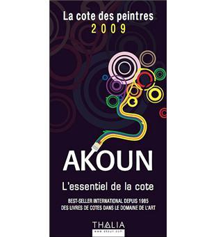La cote des peintres. Edition 1999 - Jacky-Armand Akoun