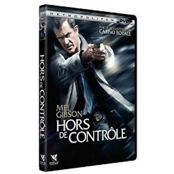 Hors de contrôle DVD