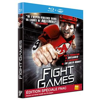 Fight Games - Combo Blu-Ray + DVD