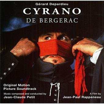 cyrano de bergerac bande originale de film cd album. Black Bedroom Furniture Sets. Home Design Ideas