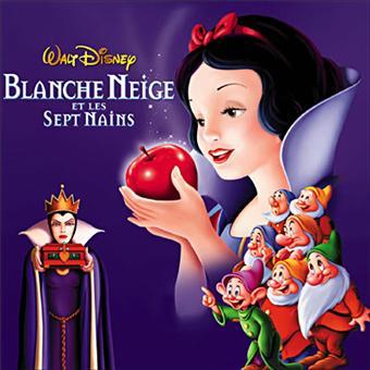 Blanche Neige Et Les Sept Nains Version Francaise Bande