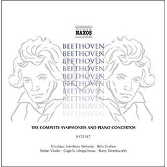 Les Symphonies et Les concertos pour piano