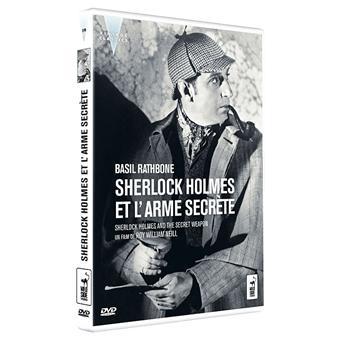 Sherlock HolmesSherlock Holmes et l'arme secrète